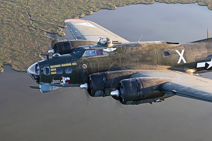 Texas Raiders Flights - Gulf Coast Wing of the Commemorative